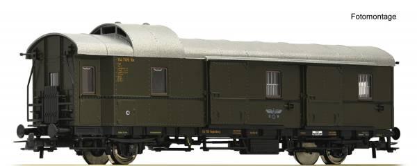 Roco 64728 - Personenzug-Gepäckwagen, Typ Pw der DRG