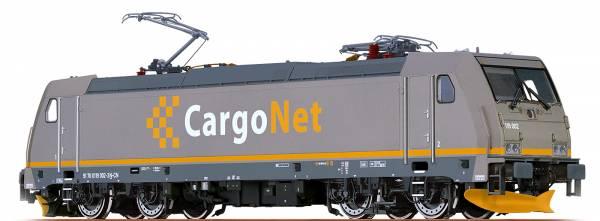 BRAWA 43991 - Elektrolokomotive TRAXX CE 119 der CargoNet