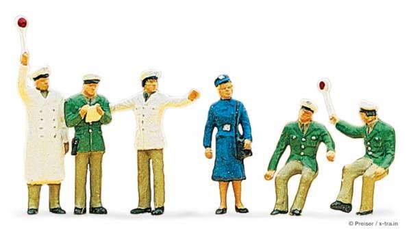 Preiser 10064 - Verkehrspolizisten
