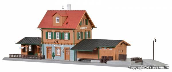 kibri 37704 - Bahnhof Unterlenningen