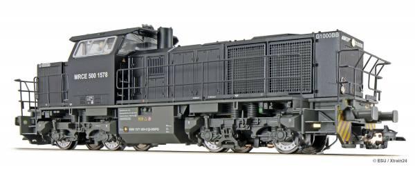 ᐅ ESU 31300 - Diesellokomotive G1000BB der MRCE, Epoche VI