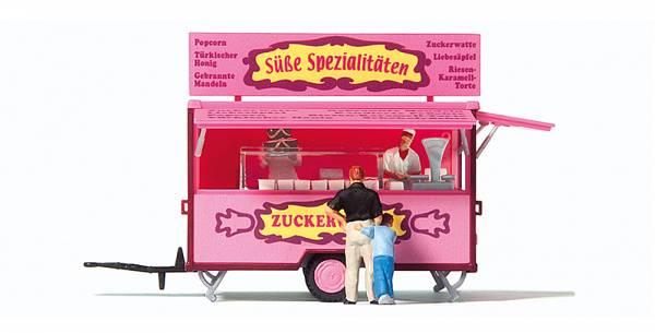"""Preiser 10748 - Verkaufswagen """"Süßwaren"""""""