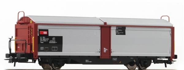 Roco 76898 - Schiebewandwagen (Prototyp), Bauart Tbis der SBB