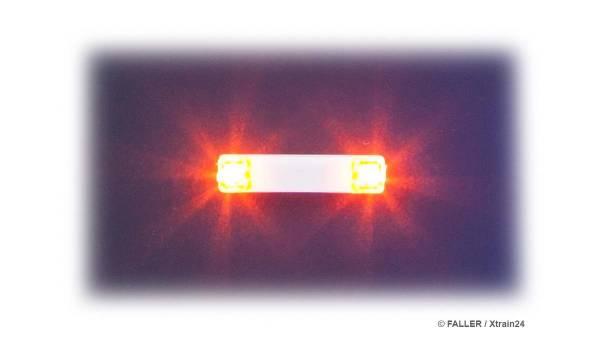 ᐅ 163765 163762 - Blinkelektronik, 15,7 mm, orange