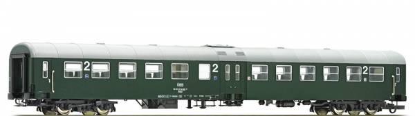 Roco 64669 - Mitteleinstiegswagen 2. Klasse der ÖBB