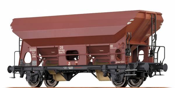 BRAWA 49518 - Offener Güterwagen Bauart Otmm 70 der DB