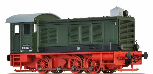 BRAWA 41612- Diesellokomotive Baureihe 103 der DR