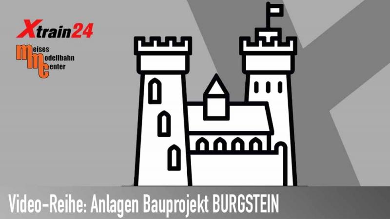 Modellbahn: Projekt Anlage Burgstein