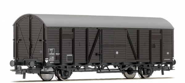 """Roco 66381 - Gedeckter Güterwagen, ex Gattung """"Dresden"""" der SNCF"""