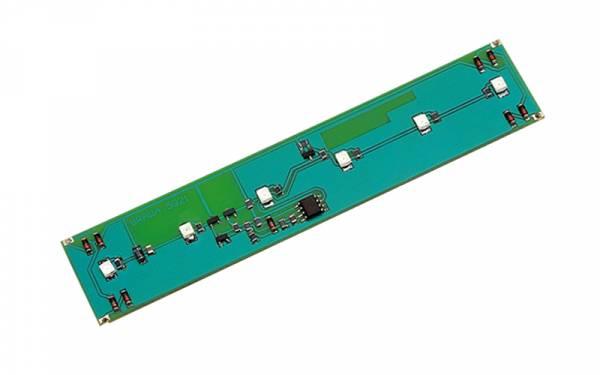 BRAWA 2204 - LED-Beleuchtungsplatine für Wü-Wagen