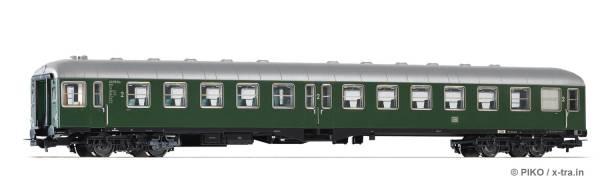 PIKO 59686. Mitteleinstiegswagen mit Steuerabteil B4ymf 51 der DB.