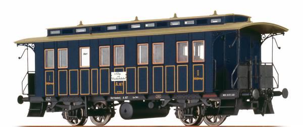 BRAWA 45612 - Schlafwagen Bauart WL der K.W.St.E.