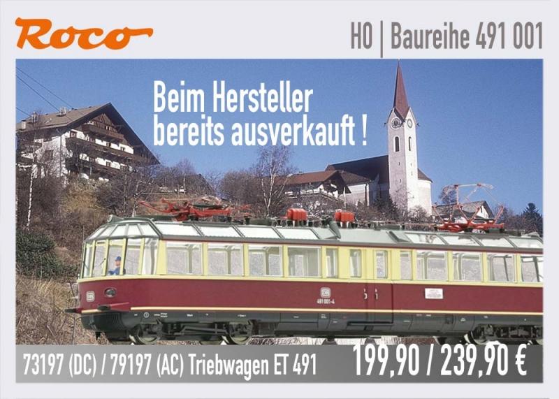 Roco Gläserner Zug 73197