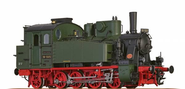BRAWA 40580 - Dampflokomotive Baureihe 98.10 der DRG