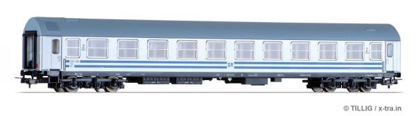 Reisezugwagen 2. Klasse B4ge, Typ Y, der DR. TILLIG 74910