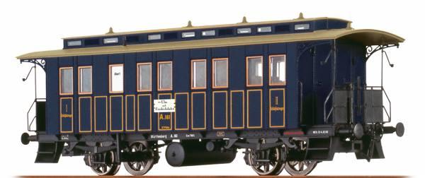 BRAWA 45611 - Schlafwagen Bauart WL der K.W.St.E.