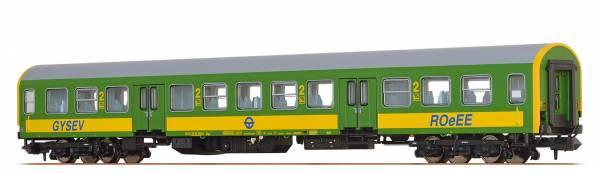 BRAWA 65144 - Personenwagen Bauart Byz der GYSEV