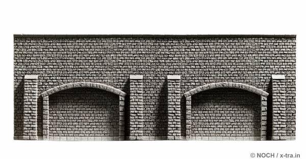 Arkadenmauer. NOCH 44920