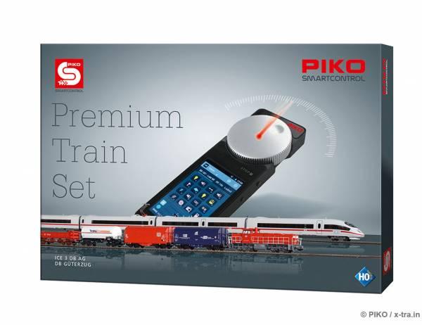 PIKO 59114. SmartControl Startset mit zwei Zügen.