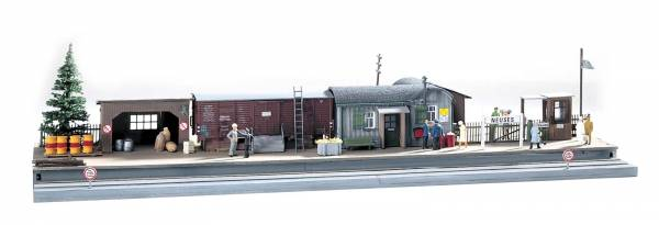 "ᐅ PIKO 61112 - Behelfsbahnstation ""NEUSES"""
