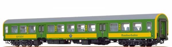 BRAWA 46031 - Personenwagen Bauart BDyz der GYSEV