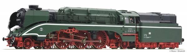 ᐅ Roco 70201 - Schlepptender-Dampflokomotive 02 0201 der DR