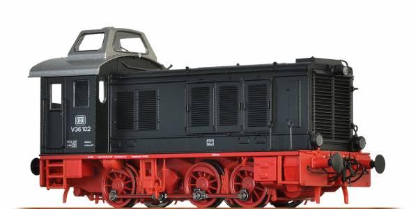 BRAWA 41644 - Diesellokomotive Baureihe V36 (V36 102) der DB