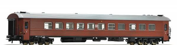 Roco 74514 - Reisezugwagen 2. Klasse Bauart B7 der SJ