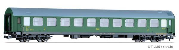 Reisezugwagen 2. Klasse Ba, Typ Y, der ČSD