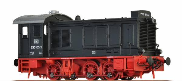 BRAWA 41647 - Diesellokomotive Baureihe 236 (236 105-3) der DB