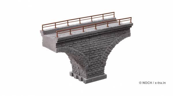 Brückenbogen Ravenna Viadukt. NOC 58677