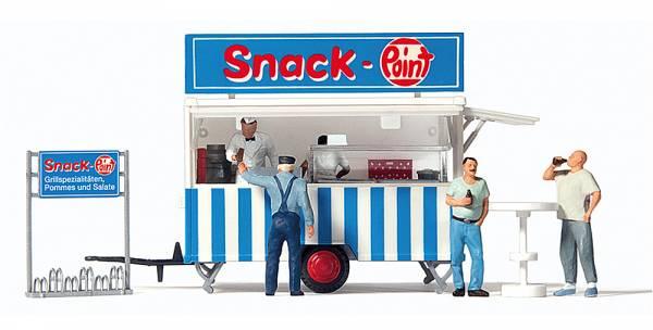 Preiser 10749 - Verkaufswagen Snack Point