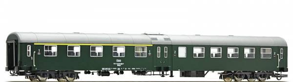 Roco 74667 - Mitteleinstiegswagen 1./2. Klasse der ÖBB