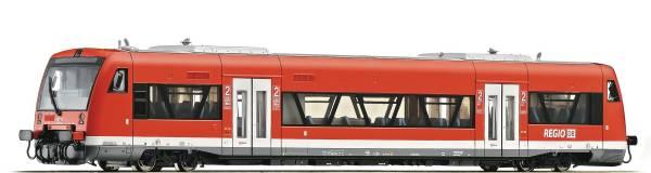 """Roco 63178 - Dieseltriebwagen Baureihe 650 """"Regio Shuttle"""" der DB AG"""