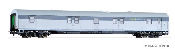Packwagen Dmz der Rail Adventure GmbH, Epoche VI. TILLIG 74877