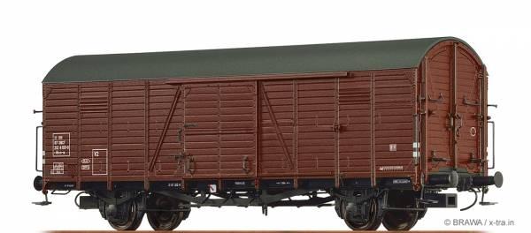 BRAWA 48723 - Gedeckter Güterwagen Bauart Hbcs der SNCF