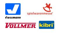 Viessmann - Vollmer - kibri - Messe Neuheiten 2020
