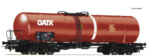 Roco 76696 - Kesselwagen Bauart Zas der GATX Rail Poland