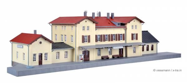 kibri 37710 - Bahnhof Grunzbach