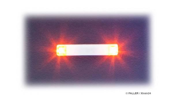 ᐅ 163765 163764 - Blinkelektronik, 20,2 mm, orange