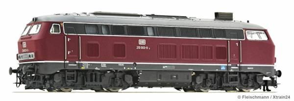 Fleischmann 724210 - Diesellokomotive mit Gasturbinenantrieb Baureihe 210 der DB