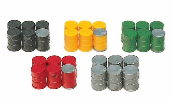 Preiser 17101 - Metallfässer, 30 Stück