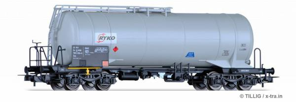 TILLIG 76648. Kesselwagen der RYKO PLUS s.r.o.