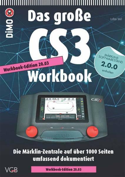 VGB 592002 - Das große CS3-Workbook Edition 20.03