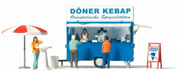 """Preiser 10747 - Verkaufswagen """"Döner Kebap"""""""