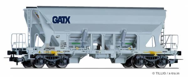 Selbstentladewagen Faccns der GATX