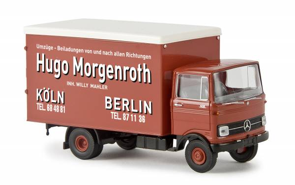 "BREKINA 48526 - MB LP 608 Koffer ""Hugo Morgenroth"""