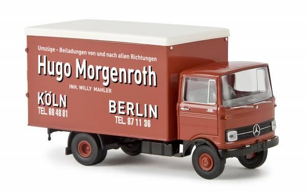 """BREKINA 48526 - MB LP 608 Koffer """"Hugo Morgenroth"""""""