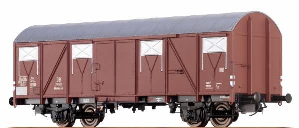 BRAWA 67815 - Gedeckter Güterwagen Bauart Glmmhs57 der DB