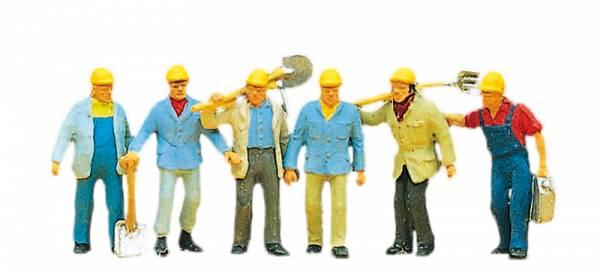 Preiser 10033 - Gleisbauarbeiter